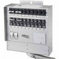 Reliance Controls 50-Amp (120/240V 10-Circuit) Power Transfer System w/ Interchangeable Breakers