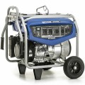 Yamaha EF7200DE - 7200 Watt Electric Start Professional Portable Generator