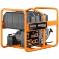 Generac XD5000E- 5000 Watt Electric Start Portable Diesel Generator