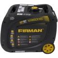 Firman W03081 - Whisper Series 3000 Watt Inverter Generator w/ RV Plug