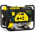 Champion 100307 - 3500 Watt Dual Fuel Portable Generator w/ RV Plug