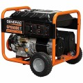 Generac GP6500E - 6500 Watt Electric Start Portable Generator