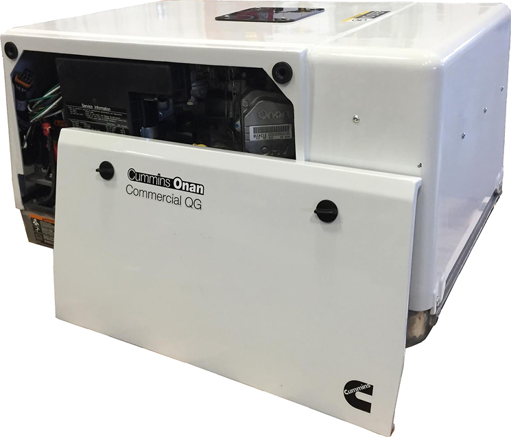 7000 Watt EFI Commercial Mobile