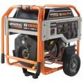 Generac XG10000E - 10,000 Watt Electric Start Portable Generator