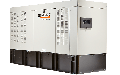 Generac Protector® 15kW Automatic Standby Diesel Generator (120/240V 3-Phase)