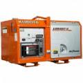 Kubota TETGL7000TM - 7000 Watt Lowboy Series Mobile Industrial Diesel Generator w/ Output Terminals