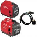 Honda EU2000 and EU2000 Inverter Companion Kit with Parallel Cables