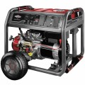 Briggs & Stratton 30664 - 8000 Watt Electric Start Portable Generator with (4) 120V Outlets