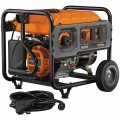 Generac RS5500 - 5500 Watt Rapid Start Portable Generator with Convenience Cord