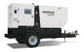 Generac MMG100 - 71kW Towable Diesel Generator w/ John Deere Engine
