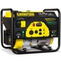 Champion 100307 - 3500 Watt Dual Fuel Portable Generator w/ RV Plug