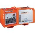 Kubota TETGL11000 - 11000 Watt Lowboy Series Mobile Industrial Diesel Generator