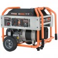 Generac XG8000E - 8000 Watt Electric Start Portable Generator
