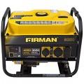 Firman P03603 - Performance Series 3650 Watt Electric Start Portable Generator w/ RV Plug & Wireless Remote