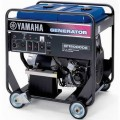 Yamaha EF12000DE - 9,500 Watt Electric Start Portable Generator