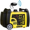 Champion 75537i - 2800 Watt Electric Start Inverter Generator with RV Plug & Wireless Remote