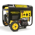 Champion 46539 - 3500 Watt Electric Start Portable Generator w/ RV Plug & Wireless Remote